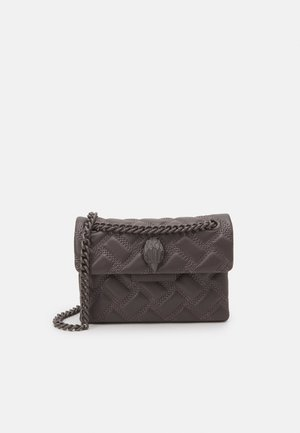 MINI KENSINGTON DRENCH - Handbag - brown