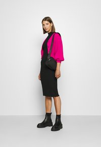 Even&Odd - Vestito di maglina - black - 1