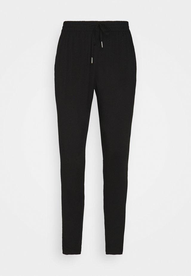 ONLNOVA LIFE PANT SOLID - Trousers - black