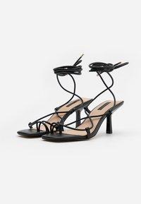Office - MALIBU BEACH - T-bar sandals - black - 2