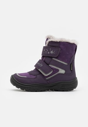 CRYSTAL - Winter boots - lila