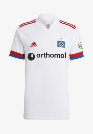 HAMBURGER SV HOME JERSEY - Vereinsmannschaften - white