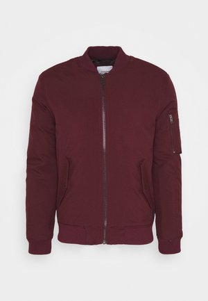 JJBILL JACKET - Bomber Jacket - port royale