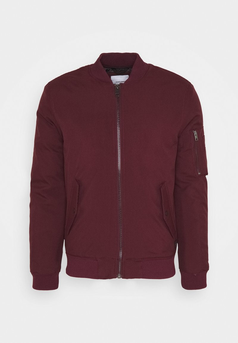 Jack & Jones - JJBILL JACKET - Bomber Jacket - port royale