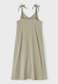 Name it - Day dress - silver sage - 2