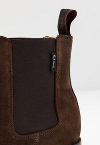 PS Paul Smith - GERALD - Kotníkové boty - chocolate - 5