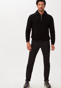 BRAX - STYLE CADIZ C - Trousers - anthra - 1