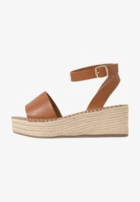 New Look Wide Fit - WIDE FIT POPPINS - Espadrilky - tan - 1