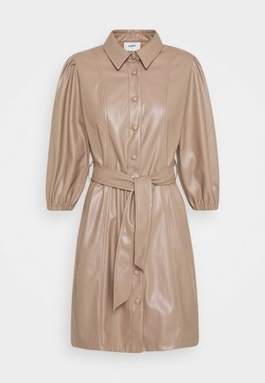 NOURA - Day dress - taupe