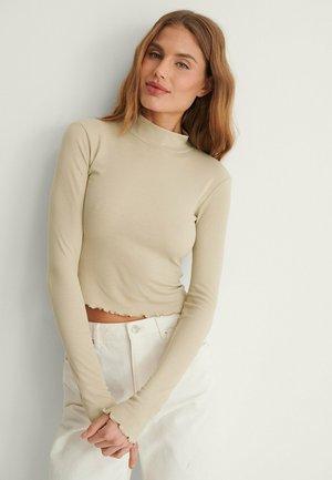 BABYLOCK - Long sleeved top - beige
