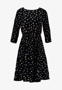 Vero Moda - VMVIVI DRESS - Day dress - black - 4