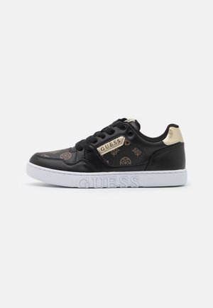 JULIEN - Trainers - bronze/black