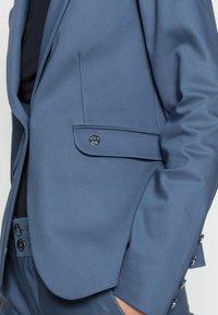 Mos Mosh - BLAKE NIGHT - Blazer - indigo blue - 4