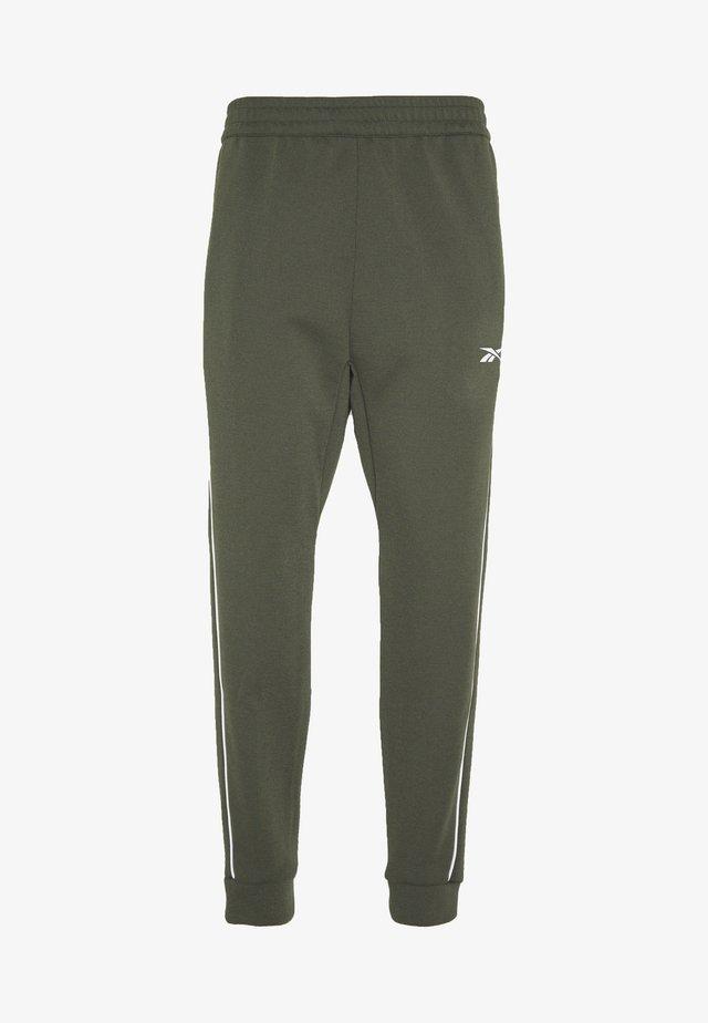 WOR PANT - Pantaloni sportivi - khaki