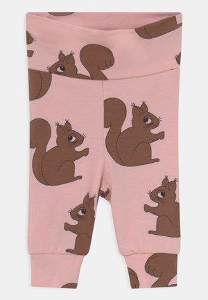 SQUIRREL - Pantalon classique - pink