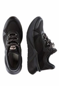 GRÜNBERG - Sneakersy niskie - black - 1