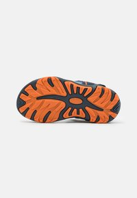 LICO - GOMERA  - Walking sandals - marine/blau/orange - 4