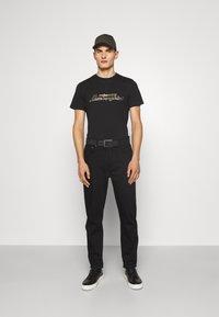 AUTOMOBILI LAMBORGHINI - T-shirt con stampa - nero - 1