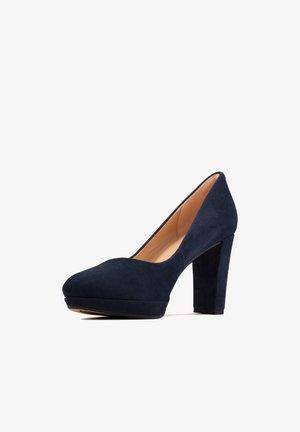 KENDRA SIENNA - Classic heels - dunkelblau