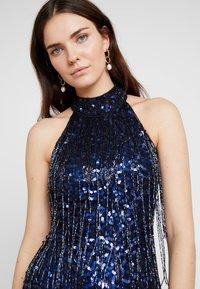 Lace & Beads - NADIA DRESS - Sukienka koktajlowa - navy - 4
