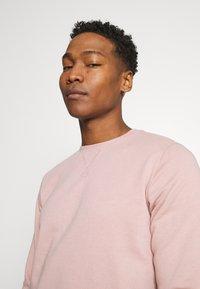 Brave Soul - Sweatshirt - dusky pink/ light grey marl - 3
