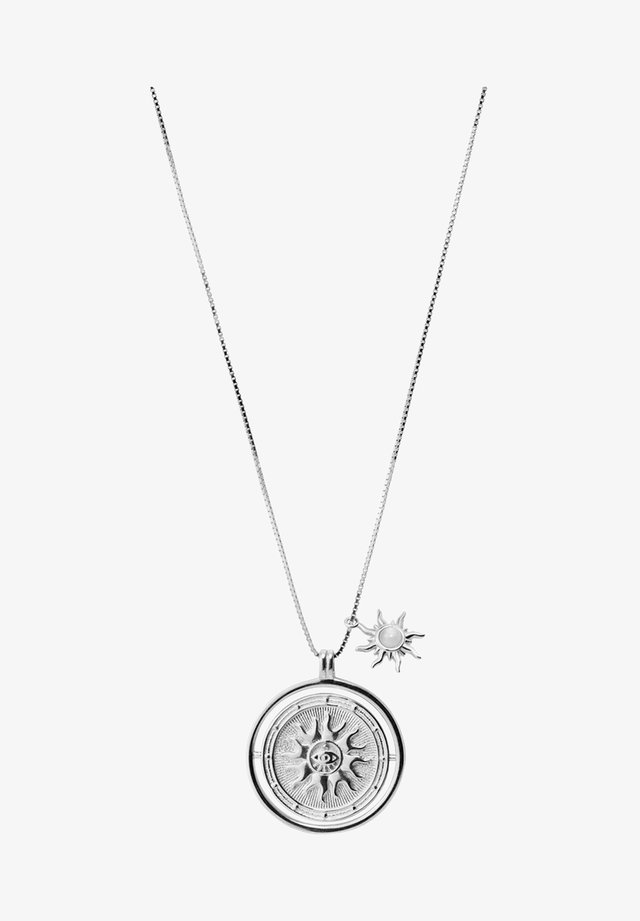 GIRATIEMPO - Collar - plata