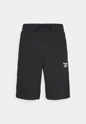 TAPE SHORT - Short de sport - black