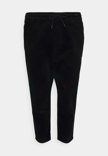 ONSLINUS LIFE - Trousers - black
