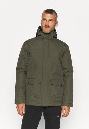 STERLINGS III - Zimní bunda - dark khaki