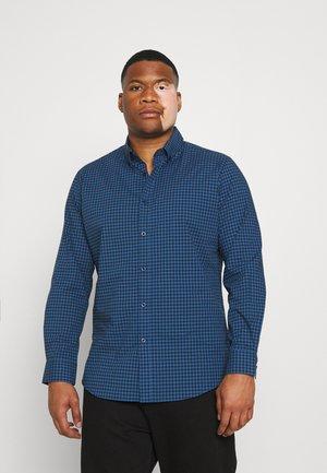VERONA STRETCH CHECK SHIRT - Overhemd - blue