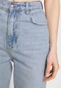 Gina Tricot - IDUN STRAIGHT  - Jeans straight leg - blue - 5