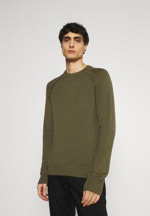 ONECK - Sweter - ivy green