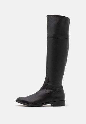 LOSIANE - Boots - schwarz mellow