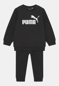 Puma - MINICATS CREW SET UNISEX - Survêtement - black - 0