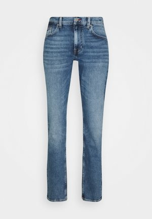 REGULAR MERCER ATOKA - Straight leg jeans - denim
