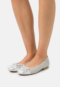 Jana - Ballerinat - light grey - 0