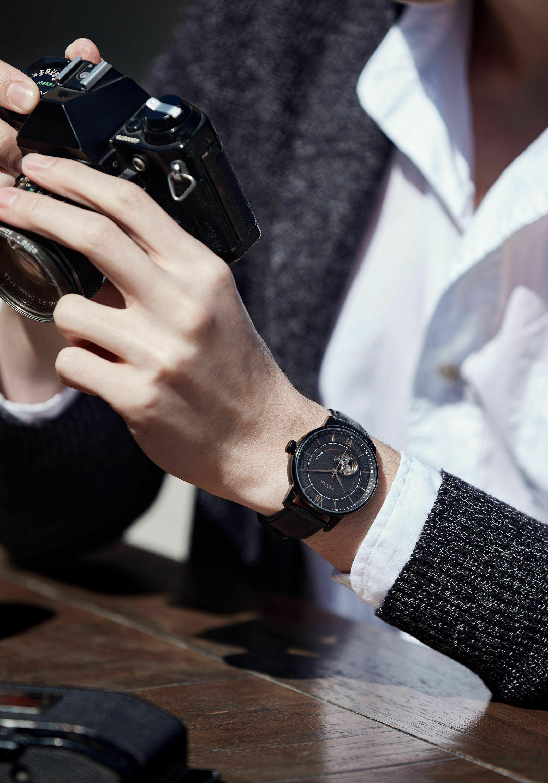 Herren PHOTOGRAPHER AUTOMATIKUHR - Uhr