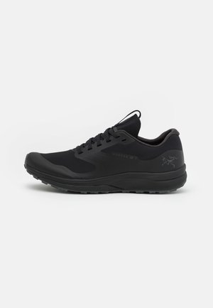 NORVAN LD 2 M - Zapatillas de trail running - black/cinder