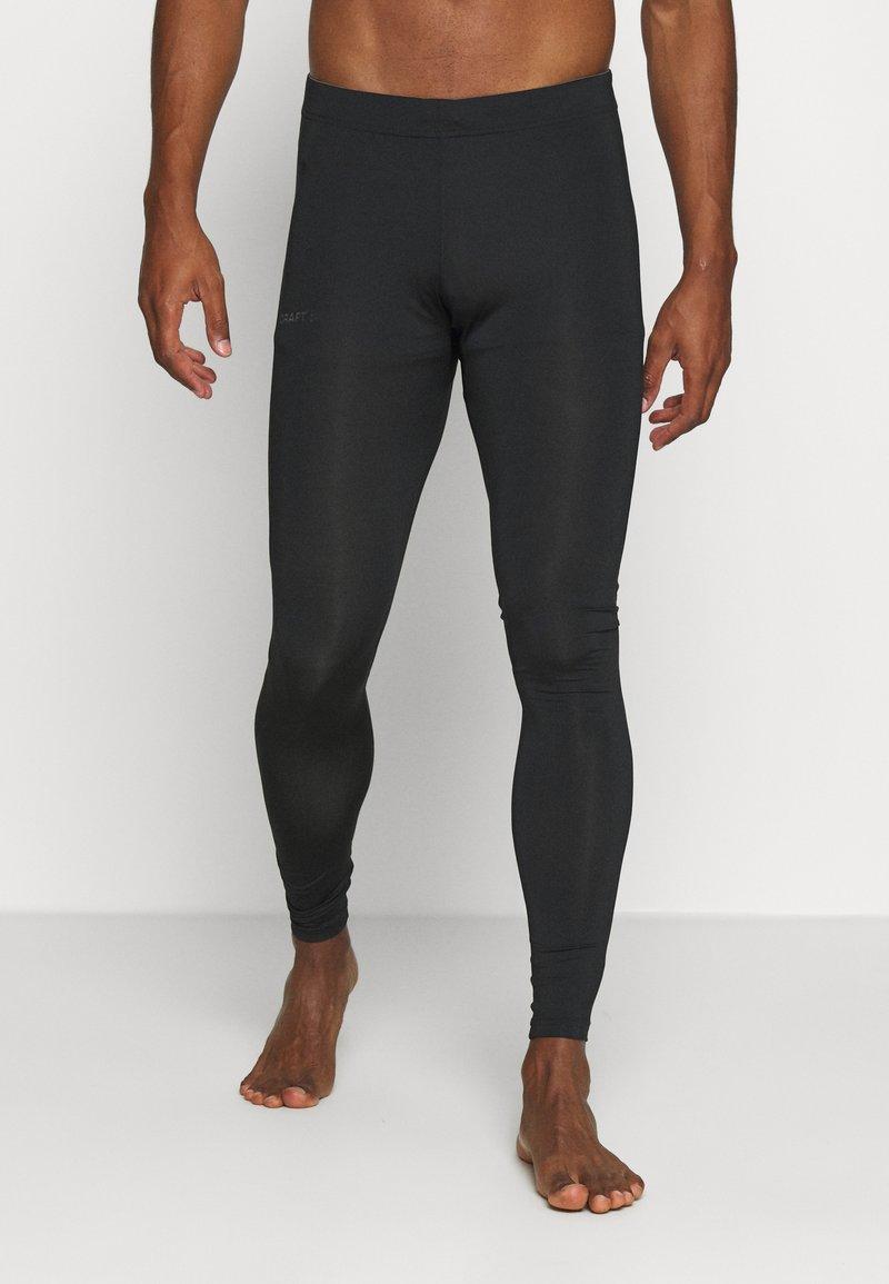Craft - CORE ESSENCE - Leggings - black