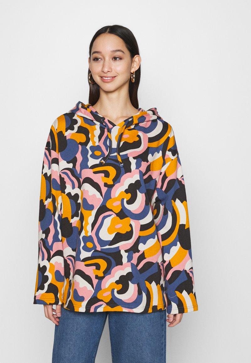 Monki - MARY HOODIE - Hoodie - multi-coloured