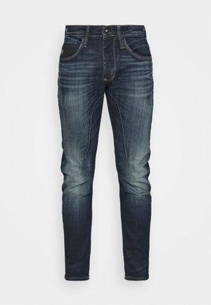 JJIGLENN JJKOBE  - Slim fit -farkut - blue denim