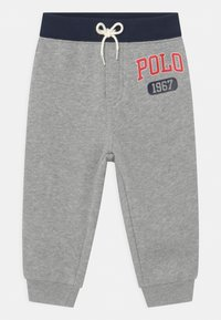 Polo Ralph Lauren - HOOKUP SET - Tracksuit - andover heather - 2