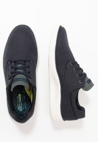 Skechers - STATUS 2.0 BURBANK - Sneaker low - navy - 1