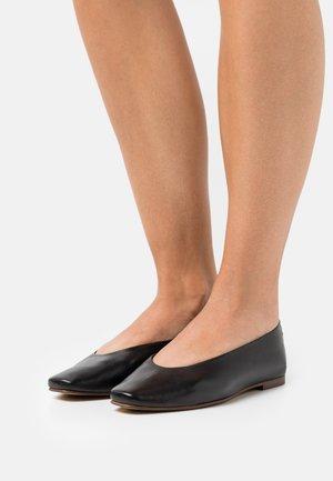 FLORA - Ballet pumps - black