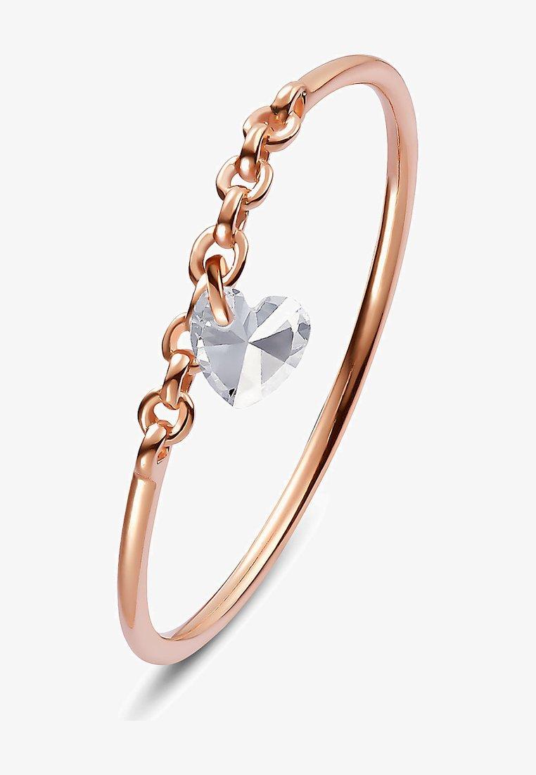 QOOQI - MY VALENTINE - Ring - roségold