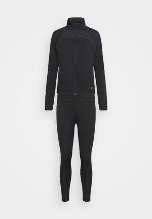 ACTIVE YOGINI SUIT SET - Trainingsanzug - puma black