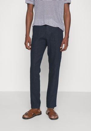 KARL - Trousers - navy blue