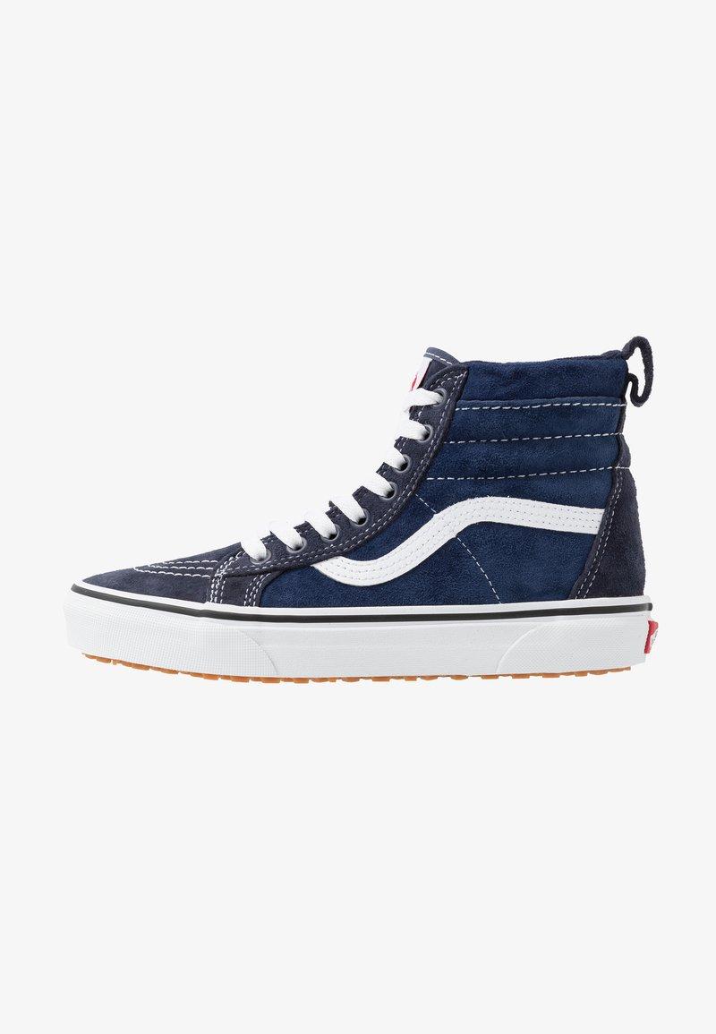 Vans - SK8 MTE - Höga sneakers - navy/true white
