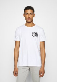 Dondup - T-shirt print - white - 2
