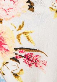 VILA PETITE - VIMESA SHORT DRESS - Day dress - snow white - 3